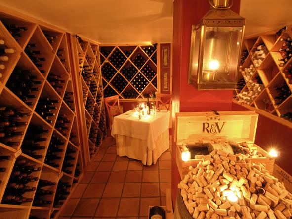 The Beach House - Wine-cellar